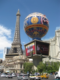 The Paris Hotel, Las Vegas